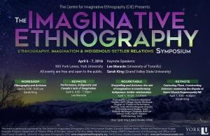 Centre for Imaginative Ethnography (CIE) Symposium