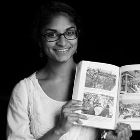 photo of Haritha Popuri