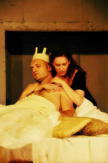 The Daughter Play — Seth Reich Hailey Bachrach