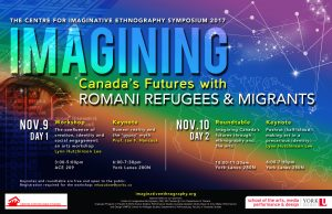 Imagining Canada's Futures with Romani Refugess and Migrants